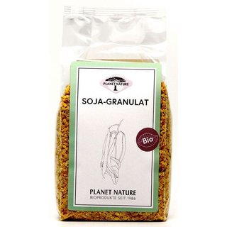 Planet Nature Soja-Granulat - Bio - 200g
