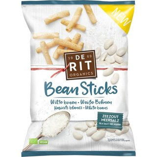 De Rit Bean Sticks Meersalz - Bio - 75g