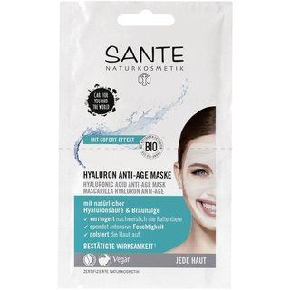 Sante Hyaluron Anti-Age Maske - 8ml