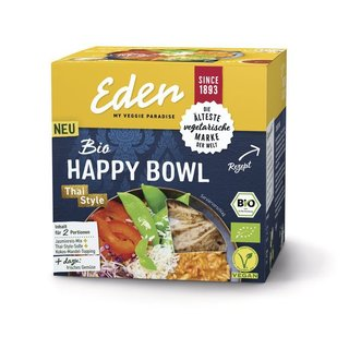 Eden my veggie paradise Happy Bowl Thai Style - Bio - 274g