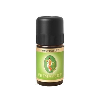 Primavera Lemongrass - Bio - 5ml