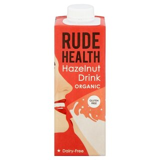Rude Health Hazelnut Haselnuss Drink - Bio - 1l