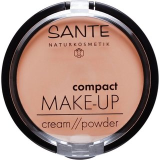 Sante Compact Make up Cream Powder 01 vanilla - 9g