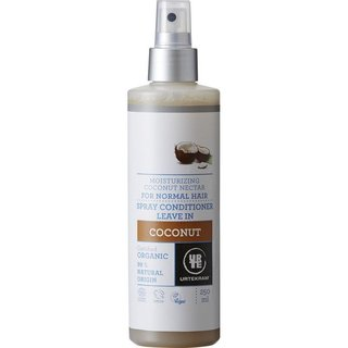 Urtekram Spray Conditioner Kokos - 250ml