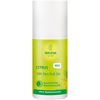 Weleda Citrus 24h Deo Roll-On - 50ml