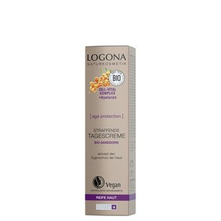 Logona Age Protection straffende Tagescreme 30ml
