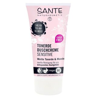 SANTE Tonerde Duschcreme Sensitive - 150ml