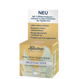 Heliotrop Multiactive Hyaluron Tagescreme - 50ml
