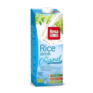 Lima Rice Drink Original - Bio - 1l