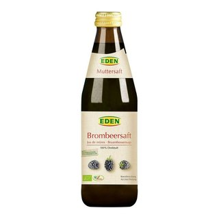 EDEN Brombeersaft Muttersaft - Bio - 330ml