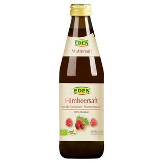EDEN Himbeersaft Muttersaft - Bio - 330ml